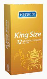 Pasante King Size Condoms